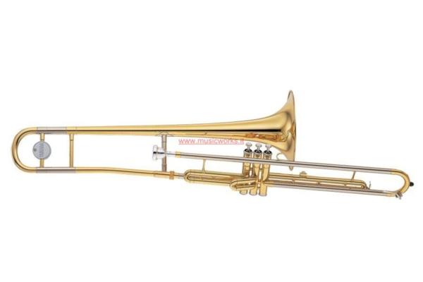 Yamaha ysl 354 vc valve trombone web4music en for Yamaha trombones for sale