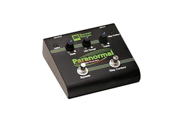 Seymour Duncan 11995-06 SFX 06 PARANORMAL BASS DI - SD1199506 ...
